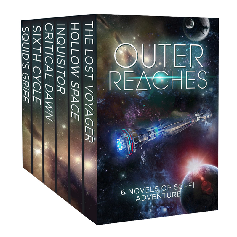 Outer Reaches boxset
