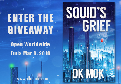 Squid's Grief giveaway
