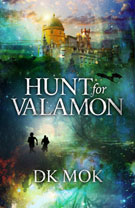 Hunt for Valamon Cover